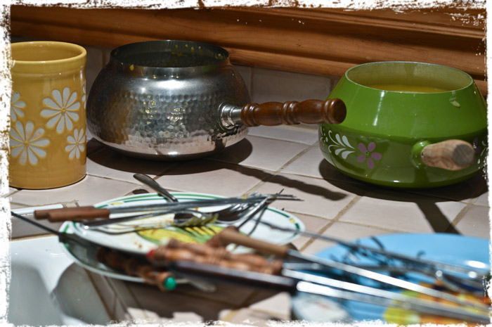Fondue pots