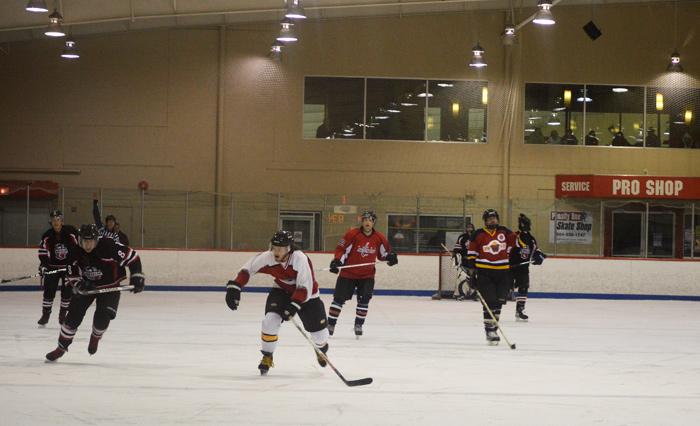 Skating! Action!
