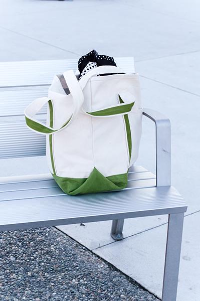 Bag o' quilt