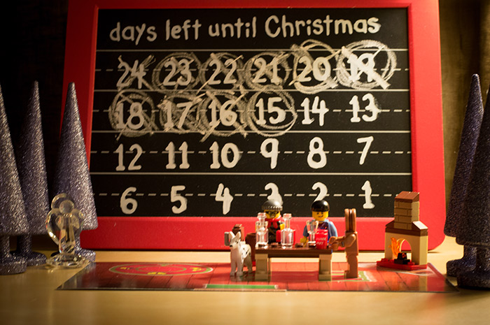15 days until Christmas!