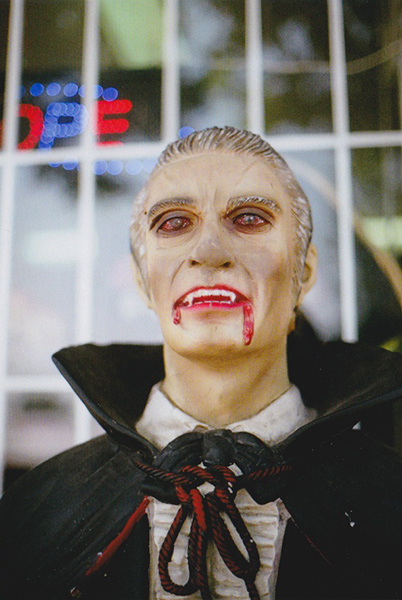 Dracula. In film.