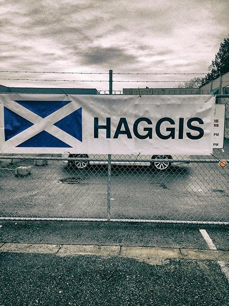 Haggis!