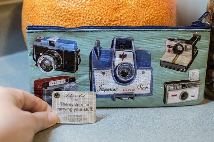 Camera pencil case!