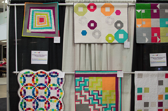 Glorious quilts!