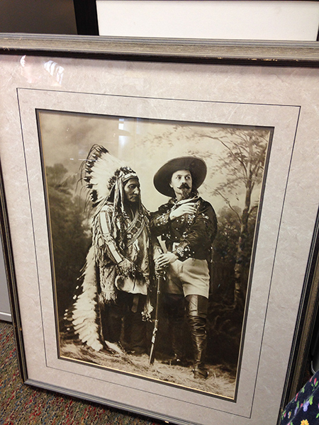 Buffalo Bill & Sitting Bull