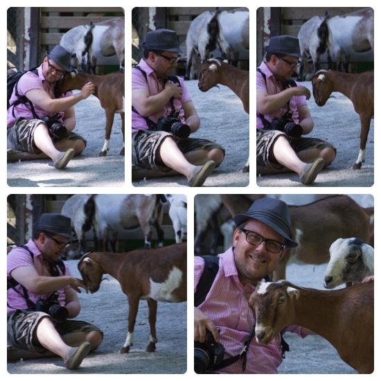 The goat whisperer