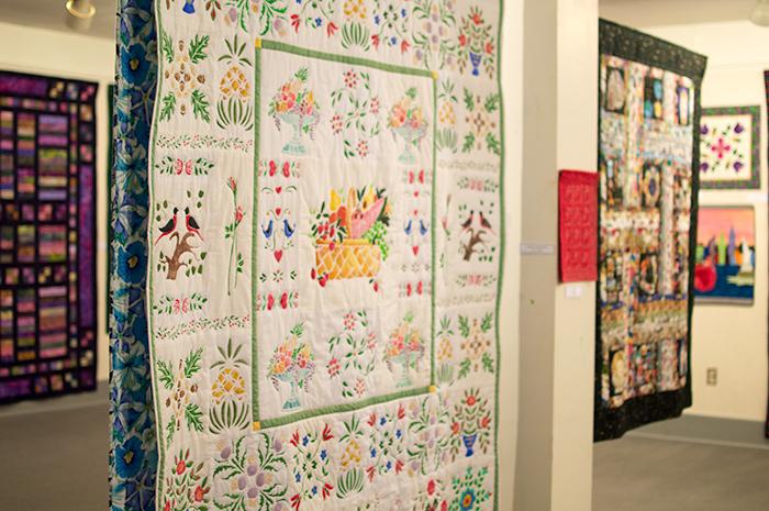 Plenty of quilts